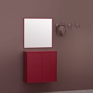 Welcome Unit and Mirror