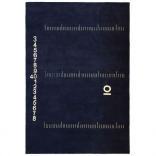 Eileen Gray Centimetre Rug