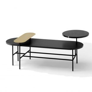Palette Side Table JH7 by Jaime Hayon for &Tradition - ARAM Store
