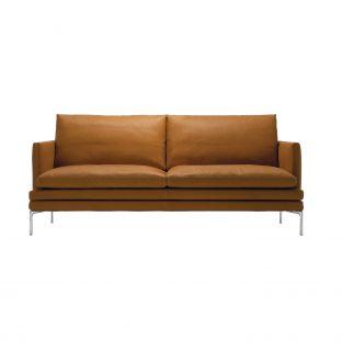 William 2 Seat Sofa by Damian Williamson for Zanotta - Aram Store