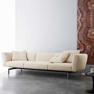 Avio 3 Seat Sofa by Piero Lissoni for Knoll International - Aram Store