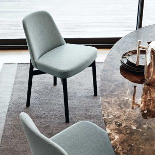 Krusin 016 Chair without Arms by Marc Krusin for Knoll International - Aram Store