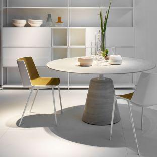 Aiku Chair by Jean Marie Massaud from MDF Italia - Aram Store