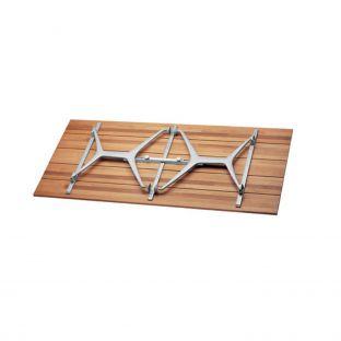 Teak Folding Outdoor Table