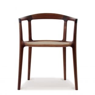 DC10 Dining Chair by Inoda & Sveje for Miyazaki Chair Factory - Aram Store