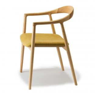 Hata Chair by Yoshinaga Keisha for Miyazaki Chair Factory - Aram Store