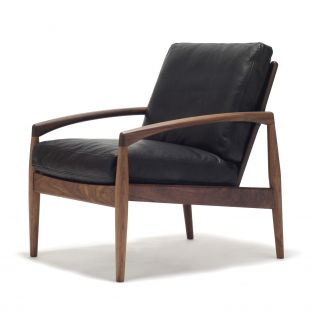 Paperknife Lounge Chair by Kai Kristiansen for Miyazaki Chair Factory - Aram Store