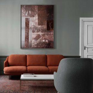 Lune 3 Seat Sofa by Jaime Hayon for Fritz Hansen - Aram Store
