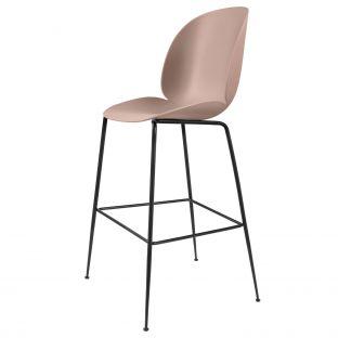 Beetle Plastic Bar Chair by Gam Fratesi from Gubi - Aram Store