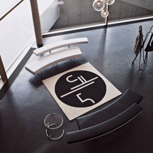Eileen Gray Monte Carlo Sofa for Aram Designs - Aram Store