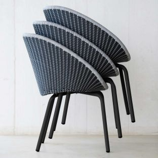 Peacock Chair by Foersom & Hiort-Lorenzen for Cane-line - ARAM Store