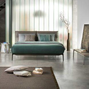 Yale Bed Frame High 180cm by MDF Italia - ARAM Store