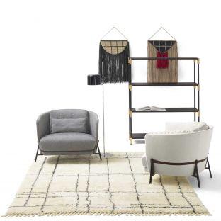 Cradle Love Cushion Chair from Arflex - Aram Store
