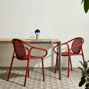 Remind Outdoor chair by Eugeni Quitllet for Pedrali - ARAM Store
