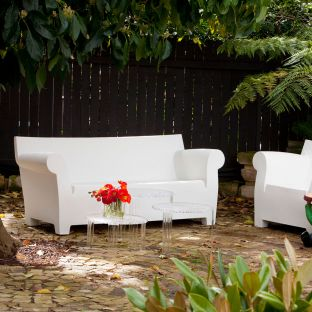 Bubble Club Sofa by Philippe Starck for Kartell - Aram Store