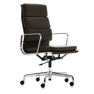 Soft Pad EA 219 Chair by Charles & Ray Eames for Vitra - ARAM Store