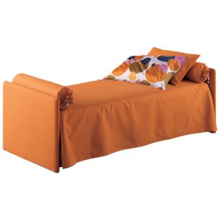 Duetto 1st Bed Frame with second bed by Flou - ARAM Store