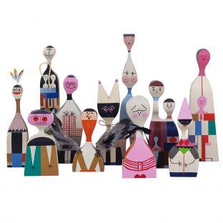 Girard Wooden Dolls by Alexander Girard for Vitra - ARAM Store