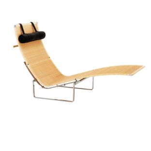 PK24 Chaise Longue