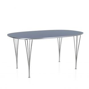 Super-Elliptical Table 150x100cm from Fritz Hansen - ARAM Store