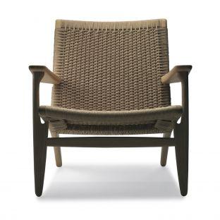 CH25 Lounge Chair by Hans Wegner from Carl Hansen & Son - Aram Store