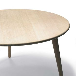CH008 Coffee Table by Hans Wegner for Carl Hansen and Son - ARAM Store