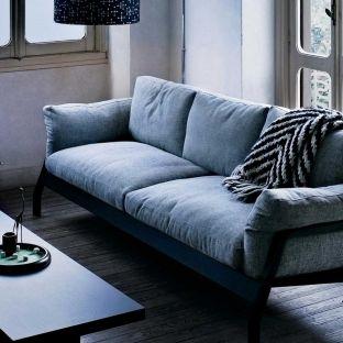 Eloro Sofa (3 seat/feather)