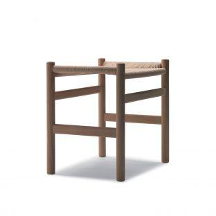 CH53 Stool by Hans Wegner for Carl Hansen & Son - Aram Store