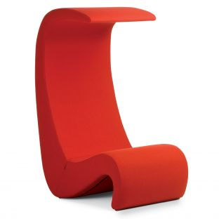Amoebe High Back Chair by Verner Panton from Vitra - Aram Store