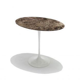 Saarinen Side Table Oval 57cm