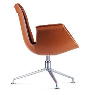 FK Lounge Bucket Chair from Walter Knoll - Aram Store