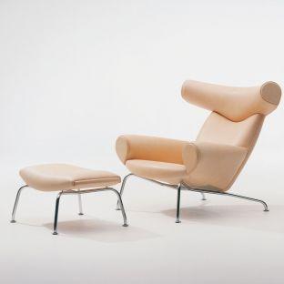 Ox Footstool by Hans Wegner for Erik Jorgensen - Aram Store