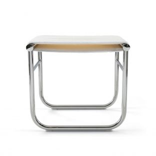LC9 Bathroom Stool by Le Corbusier/Jeanneret/Perriand for Cassina - Aram Store