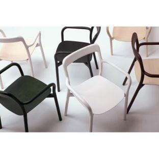 Branca Chair by Sam Hecht from Mattiazzi - Aram Store