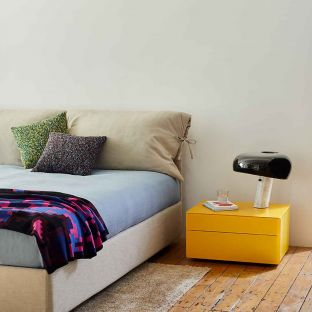 Nathalie Bed 180cm with Storage