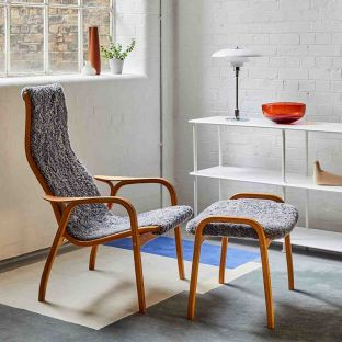 Lamino Footstool from Swededse - ARAM Store