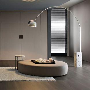 Arco Floor Lamp - Interior