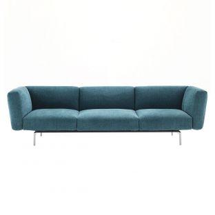 Avio Compact 3 Seat Sofa by Piero Lissoni for Knoll International - ARAM Store