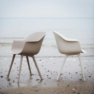Bat Outdoor Dining Chair by Gam Fratesi for Gubi - ARAM Store