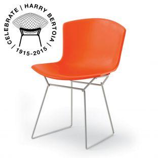 Bertoia Plastic Side Chair by Harry Bertoia from Knoll International - Aram Store
