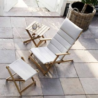 BM5568 Deck Chair - Borge Mogensen - Carl Hansen - ARAM Store