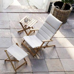 BM5768 Footstool - Borge Mogensen - Carl Hansen - ARAM Store