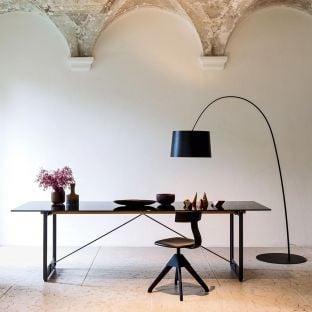 Brut Dining Table - Konstatin Grcic - Magis