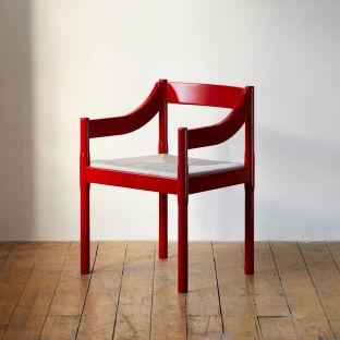 Carimate chair limited edition by Vico Magistretti from Fritz Hansen - ARAM Store