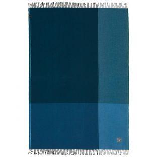 Colour Block Blanket - Hella Jongerius - Vitra - blue black