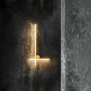 Coordinates Wall Lamp by Michael Anastassiades for Flos - ARAM Store