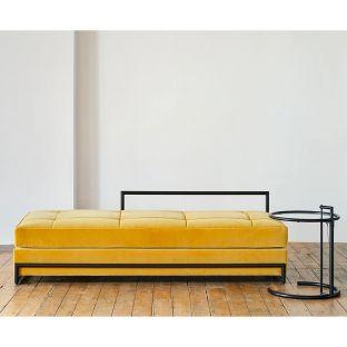Eileen Gray Day Bed Grand - velvet - Aram Store