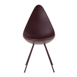 Drop Chair in Plastic by Arne Jacobsen for Fritz Hansen - Aram Store