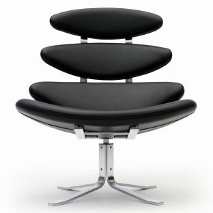 Corona Chair by Poul M Volther for Erik Joergensen - Aram Store