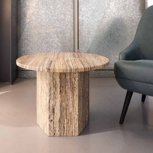 Ex-Display Epic Coffee Table 60cm by Gubi - ARAM Store